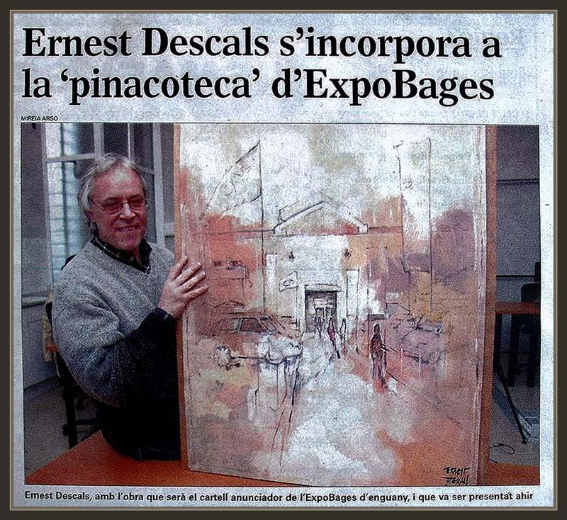 MANRESA-PINTURA-CARTELISTAS-EXPOBAGES-FOTOS-REGIO7-CARTELL-PINTOR-ERNEST DESCALS