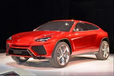 Lamborghini SUV - Urus 2