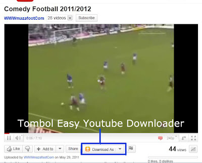 Cara Cepat Download Video Youtube Dengan Easy Youtube Downloader