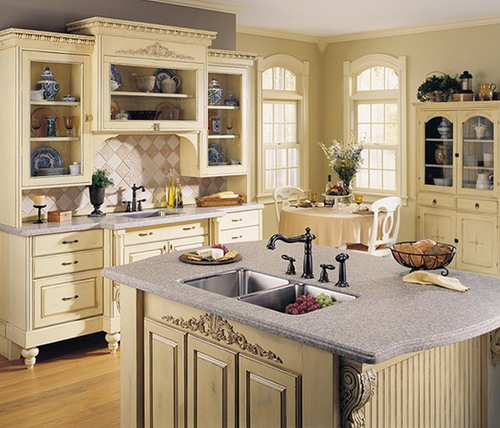 The Exciting Features Of Victorian Kitchen Cabinets To Have Nostalgic And Royal Feel To Your