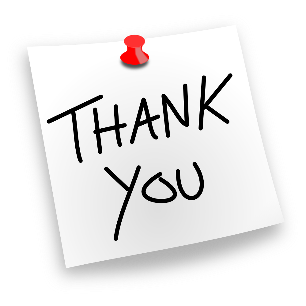 Clipart Thank You: The Agent Of Truth Music Blog