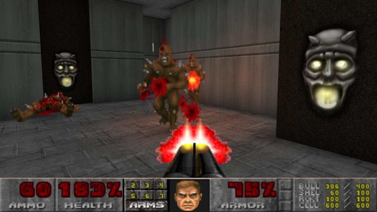 Let's Play: Doom II Part 4