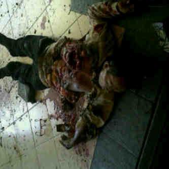 Inilah Foto Pelaku Bom Solo yang Beredar di BBM