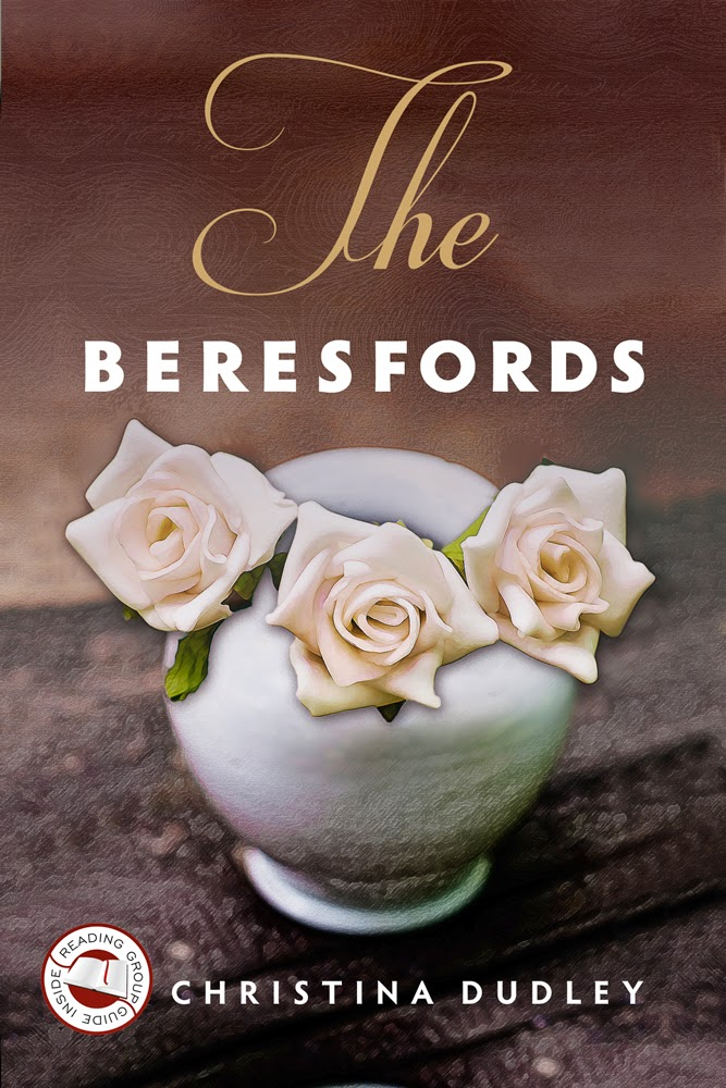 Book cover - The Beresfords by Christina Dudley