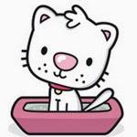 Apprendre au chaton à utiliser sa litiere