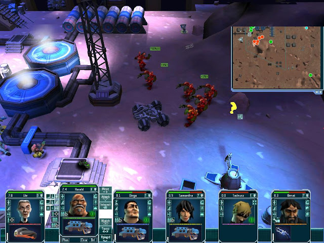 UFO: Afterlight - Beastmen Aliens Screenshot