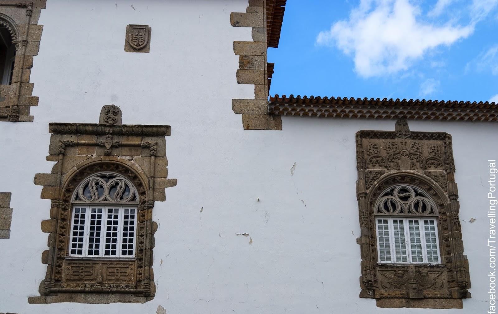 Capela e casa dos coimbras turismo en portugal for E casa com