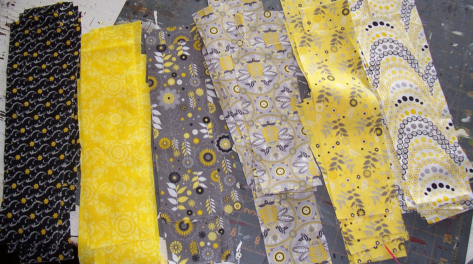 Yellow And Gray Fabric Gray and yellow fabric