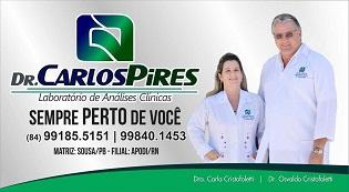 Laboratório Dr. Carlos Pires