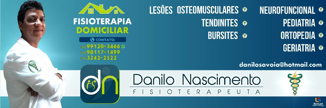 Danilo Nascimento (Fisioterapeuta)