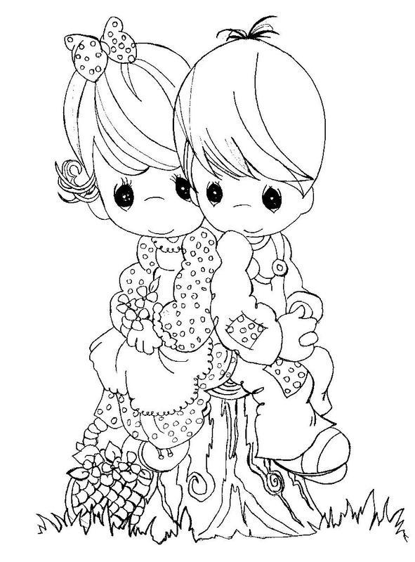 Dibujos para Colorear Infantil: enero 2012