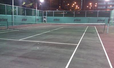 PKNS Tennis Court 5