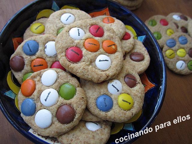 Cocinando para ellos galletas de la casitos - Cocinando para ellos ...