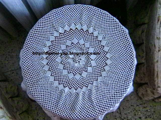 fiskos dantelleri,dantel örneği,dantel-yap