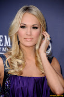 Carrie Underwood 46th Annual Academy Of Country Music Awards in Las Vegas