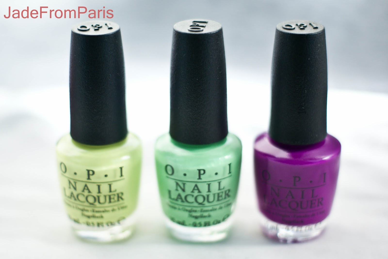 collection neon opi