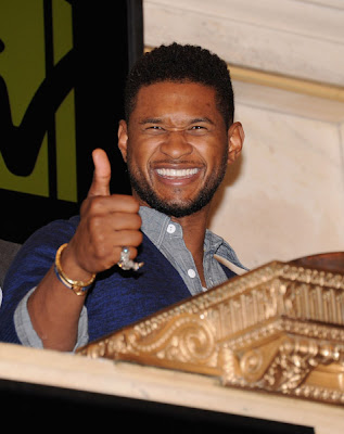 >Happy 30th Birthday Usher