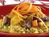 Algerian Carrots recipe