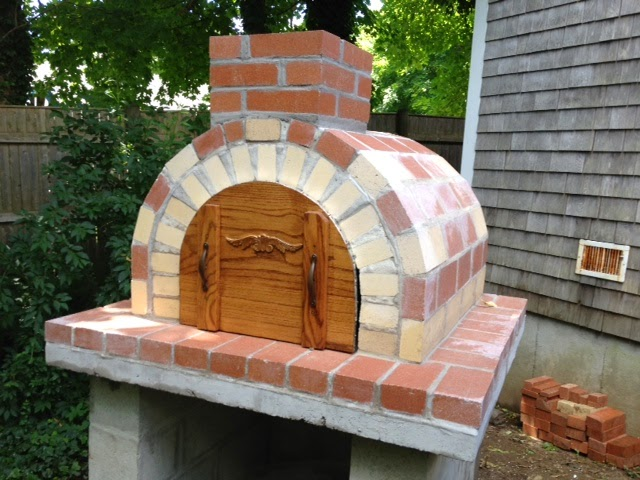 outdoor brick oven diy awesome pompeii wood fired pizza oven with