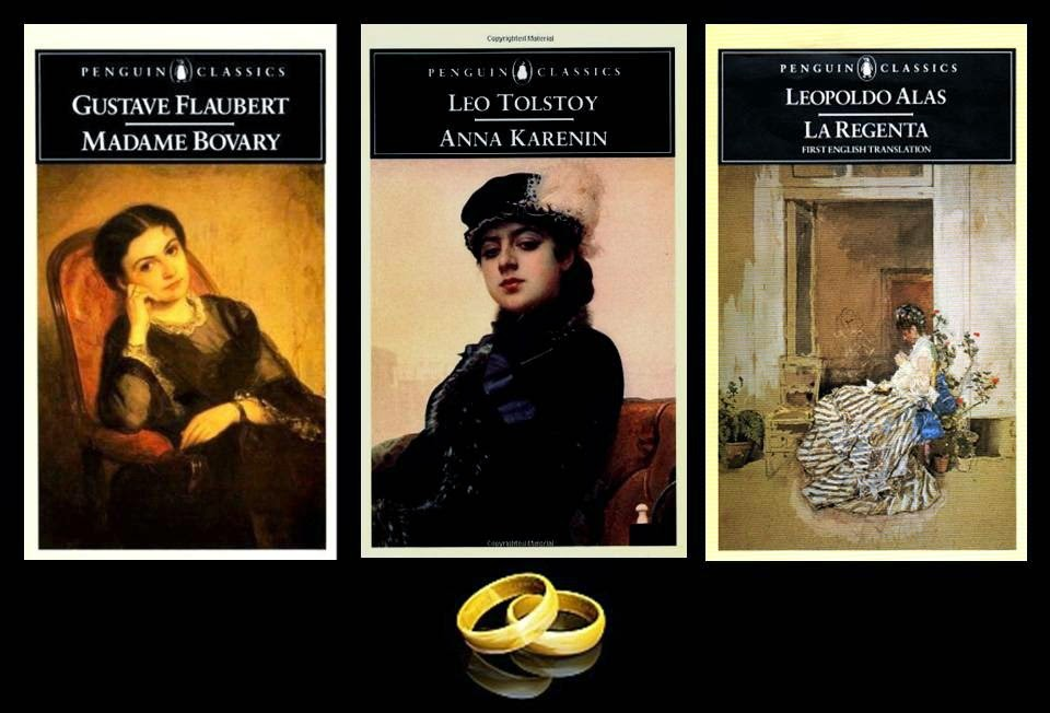 a comparison of madame bovary and anna karenina I'd happened to read a fair bit about madame bovary (1857), mostly via  emma  as lascivious and making adultery appealing compared to the  very high  nowadays, but madame bovary and anna karenina were two of the.