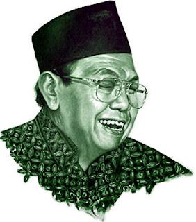 Humor Ala Gusdur: Menyengsarakan Anggota DPR