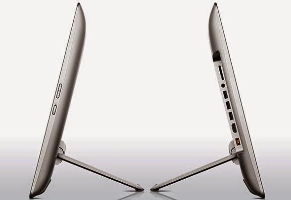 левая и правая сторона Lenovo Horizon 2E