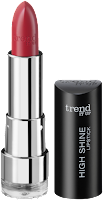 Preview: Die neue dm-Marke trend IT UP - High Shine Lipstick 060 - www.annitschkasblog.de