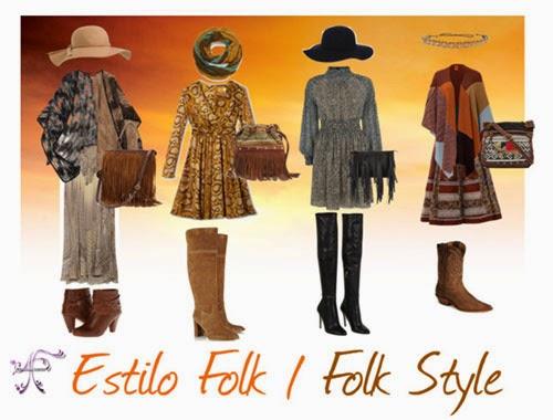 Tendencias de Moda Otoño Invierno 2014-2015
