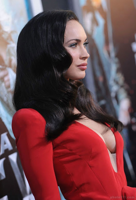 Hot Actress Megan Fox Photo Gallery
