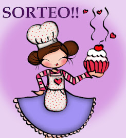 SORTEO EN THE CUPCAKES HOME