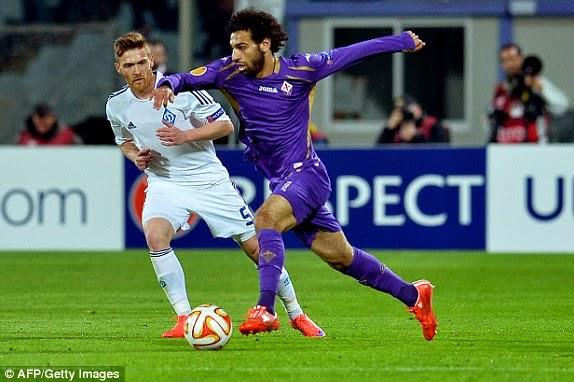 Highlights Fiorentina 2 – 0 Dynamo Kyiv (Europa League)