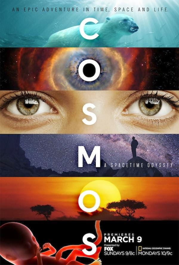 Cosmos: A Spacetime Odyssey – Todas as Temporadas Dublado / Legendado (2014)