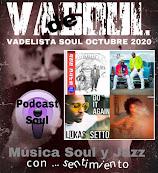 VADELISTA SOUL OCTUBRE 2020  PODCAST Nº 110