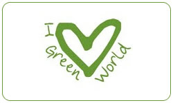 I Love Green World