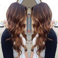 Tendência cabelos 2015  Bronde o magnetismo dourado