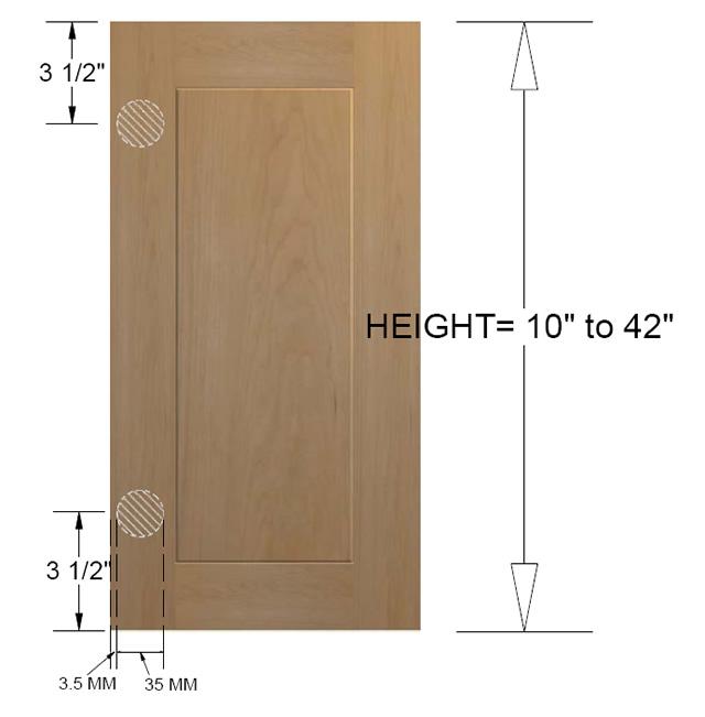 Ikea Kitchen Cabinet Door Installation