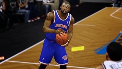 NBA 2K14 Raymond Felton Cyberface Mod