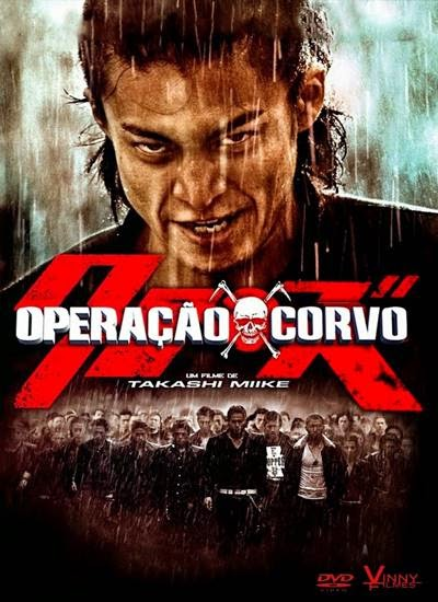 Baixar Filme Operacao Corvo AVI Dublado DVDRip Download via Torrent