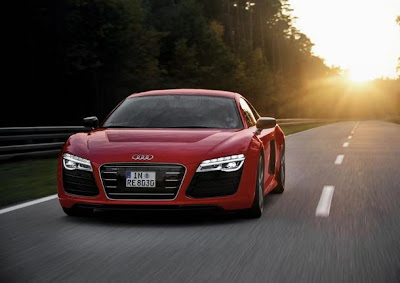 Audi R8 e-tron – Plus informations