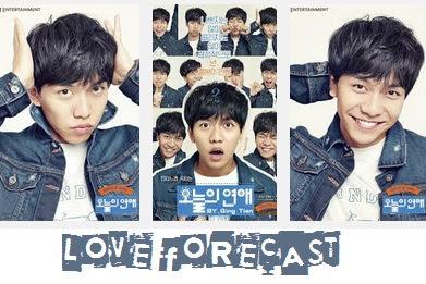 Biodata Pemain Drama Korea Love Forecast