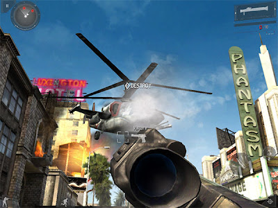 2 [Review] Modern Combat 3: Fallen Nation (Android e iOS)