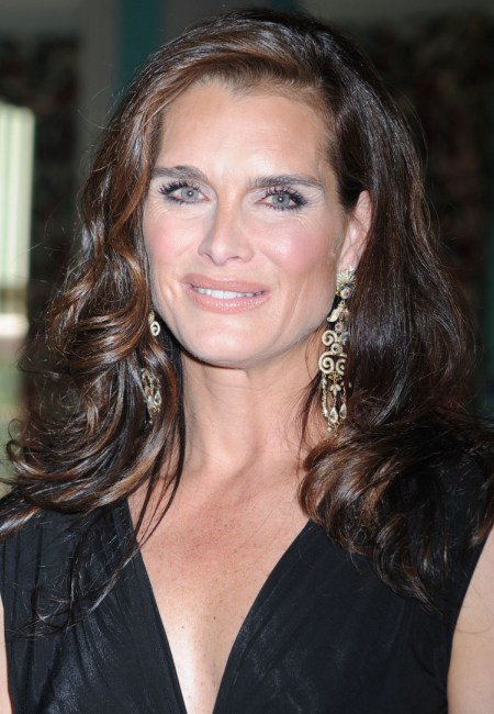 for busy moms brooke shields hairstyles Easy Hairstyles for Busy Moms