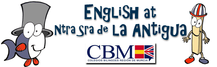 English at Ntra. Sra. de la Antigua School.
