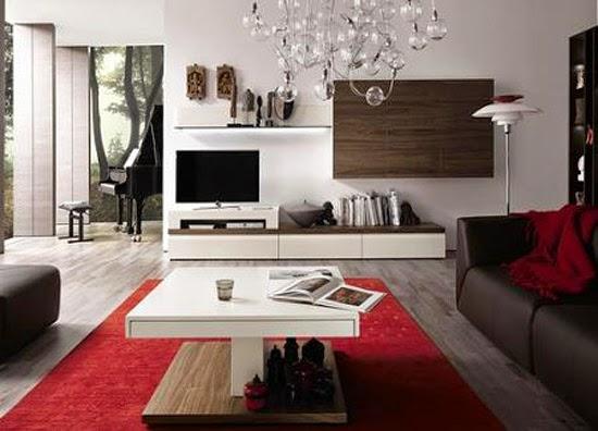 Decoraci n de salones modernos como decorar el hogar con for Paginas decoracion interiores