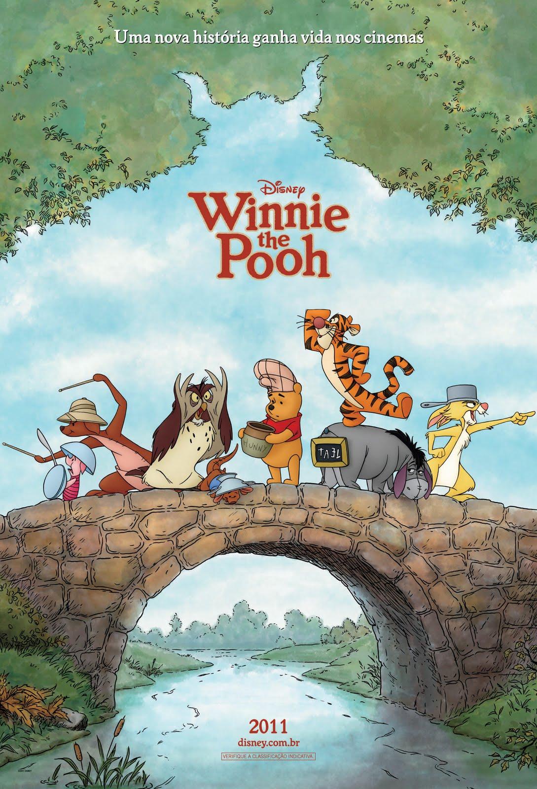 Ver Winnie the Pooh (2011) Online