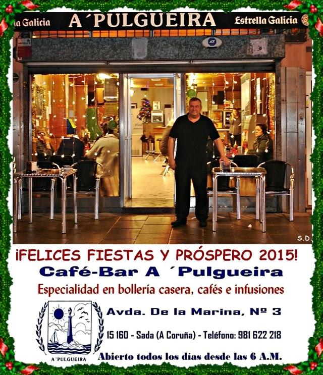 FELICES FIESTAS Y PRÓSPERO 2015