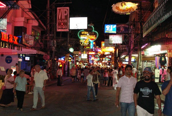 holiday to pattaya