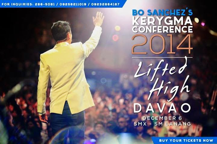 Lifted High - Kerygma Conference 2014 (Bo Sanchez)
