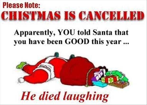 Merry Christmas Funny Messages