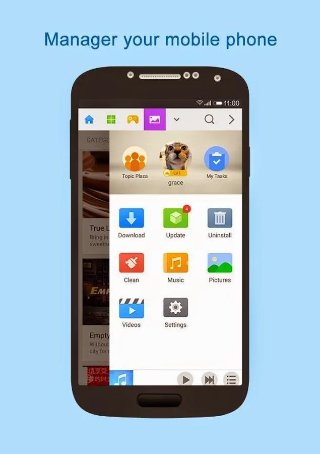 Download Mobogenie Market v1.2.1.2 Apk For Android